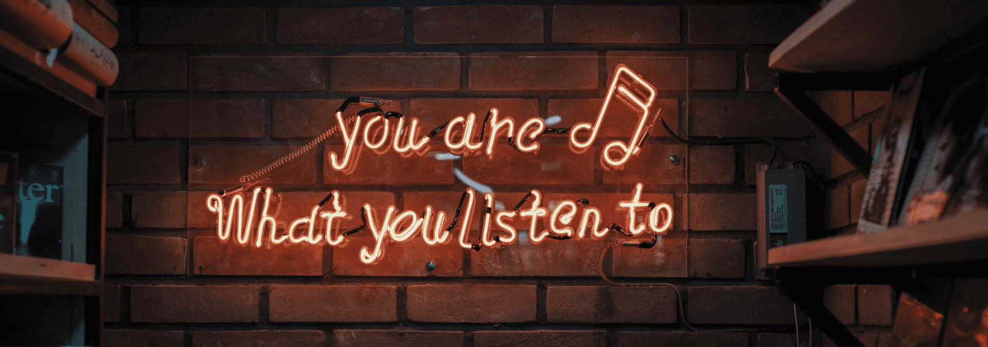 L'ambiance musicale dans votre point de vente