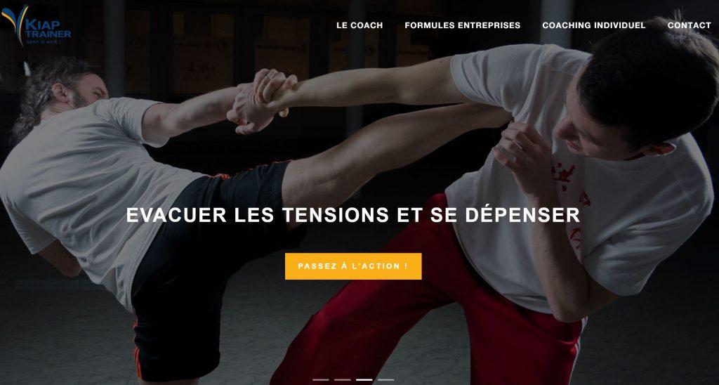 Site_web_Kiap_Trainer
